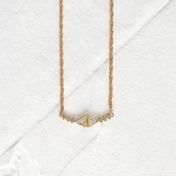 Triangle Deja Vu Necklace