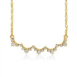 Lace Edge Necklace