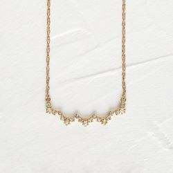Lace Edge Necklace