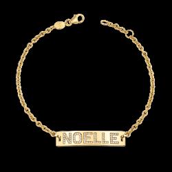 Signature Classic Pave Bracelet