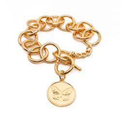 So Fly Charm Bracelet