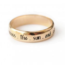 Sterling Silver Magic Band