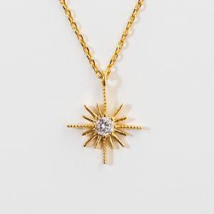 Celestial Comet Necklace
